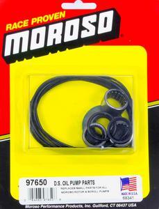 Moroso Dry Sump Oil Pump Rebuild Kit P/N 97650