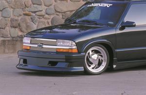 Xenon 5561 Front Bumper Cover Fits 98-04 S10 Blazer S10 Pickup