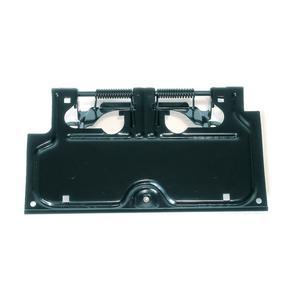 Omix-Ada 11233.01 License Plate Bracket Fits 87-95 Wrangler (YJ)
