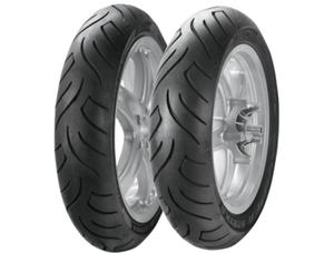 Avon Tyres 2362511 Viper Stryke AM63 Scooter Front/Rear Tire - 130/60-13