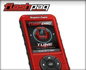 Superchips 4845 Flashpaq F5 Programmer