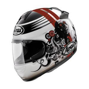 Arai Helmets 025193 Shield Cover Set for Vector-2 Helmet - Doom