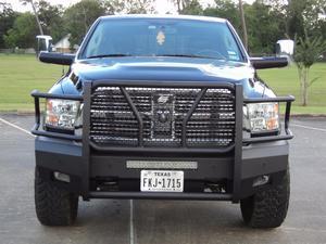 Steelcraft 60-12260 Front Elevation HD Bumper Fits 2500 3500 Ram 2500 Ram 3500