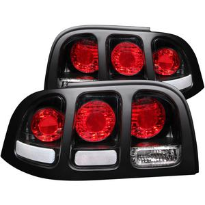 Anzo USA 221020 Tail Light Assembly Fits 94-98 Mustang