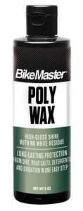 BikeMaster BM0770 Poly Wax - 8oz.