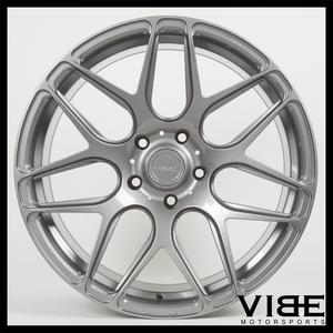 """19"""" MRR FS01 GUNMETAL FLOW FORGED CONCAVE WHEELS RIMS FITS TOYOTA CAMRY"""