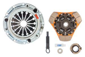 Exedy Racing Clutch 10951 Stage 2 Cerametallic Clutch Kit Fits 94-05 Miata
