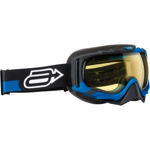 Arctiva Comp 2 Goggles Blue/Black (Black, OSFM)