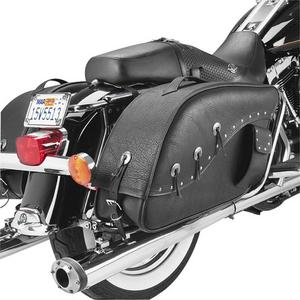 All American Rider 8810RP Futura 2000 Saddlebags - XX-Large - Riveted with Pocket (Detachable)