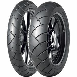 Dunlop 45206124 Trailsmart Rear Tire - 120/90-17