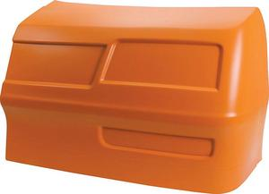 Allstar Performance Monte Carlo SS Orange Plastic Driver Side Nose P/N 23027L