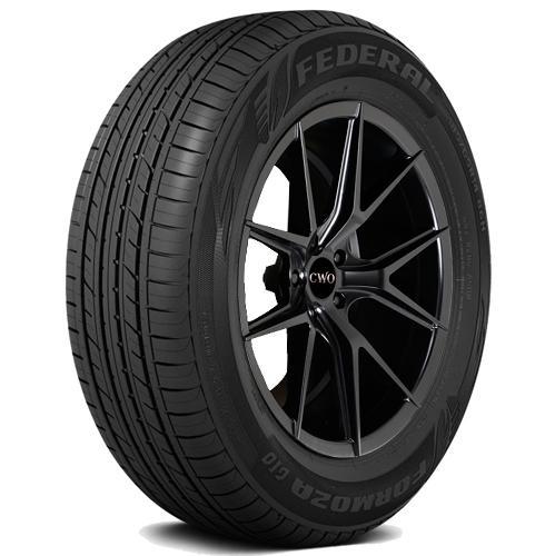 2-P165/50R15 Federal Formoza Gio 73V Tires