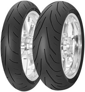 Avon Tyres 4530015 3D Ultra Sport AV80 Rear Tire- 190/50ZR17