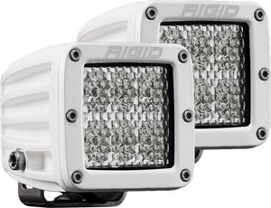 RIGID Industries WHT D-SERIES PRO SPECTER DIFFUSED SM/2