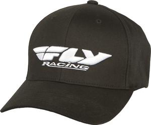 Fly Racing 2015 Podium Hat Black YOUTH