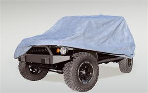 Rugged Ridge 13321.70 Three Layer Full Car Cover