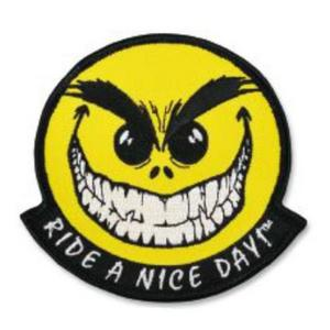 Baron Custom Accessories BA-9500-00 Ride-A-Nice Day Patch