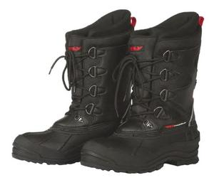 Fly Racing Aurora Boots (2017) (Black, 5)