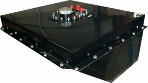 RCI Black 18 gal Circle Track Fuel Cell and Can P/N 1182FD
