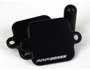 Driven Racing DSBLOCK-9 Engine Block Off Plates - Black