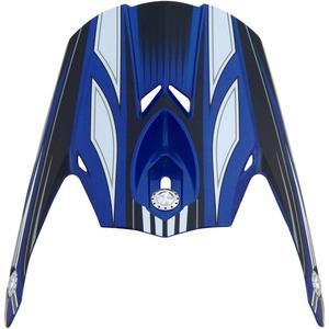 AFX 0132-0772 Helmet Peak for FX-21 Multi - Blue