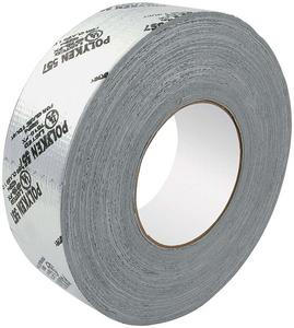 Allstar Performance Air Box Tape 2 in wide x 180 ft Long Silver P/N 14270