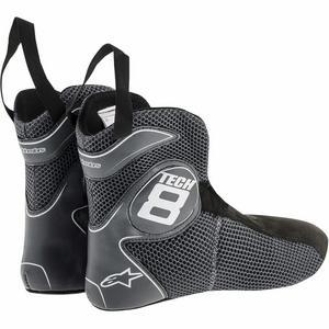 Alpinestars 25SHOET84-11-14 Inner Booties for Tech 8 Light Boots (2015) - Size 14