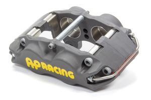 AP BRAKE Clear Anodize 4 Piston Brake Caliper P/N 1902801