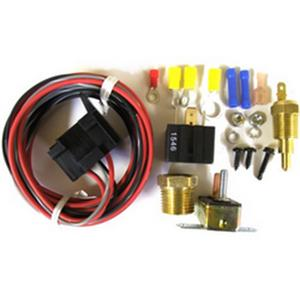 Painless Wiring 30102 Fan-Thom II Electric Fan Relay Kit