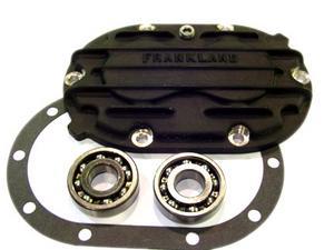 FRANKLAND RACING Aluminum Quick Change Gear Cover P/N KT0840MC
