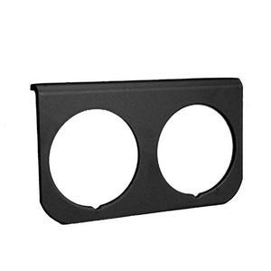 AutoMeter 2237 Mounting Solutions Black Aluminum Gauge Panel
