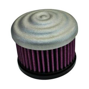 TC Bros 109-0129 Ripple Air Cleaner - Raw