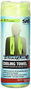 SAS Safety ThermaSure™ Cooling Yellow Towel (SAS-7300-02)