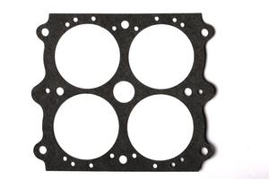 """Holley 108-5 Throttle Body Gasket 4150/4160 Carb 1 11/16""""x1 11/16"""" Bore Size"""