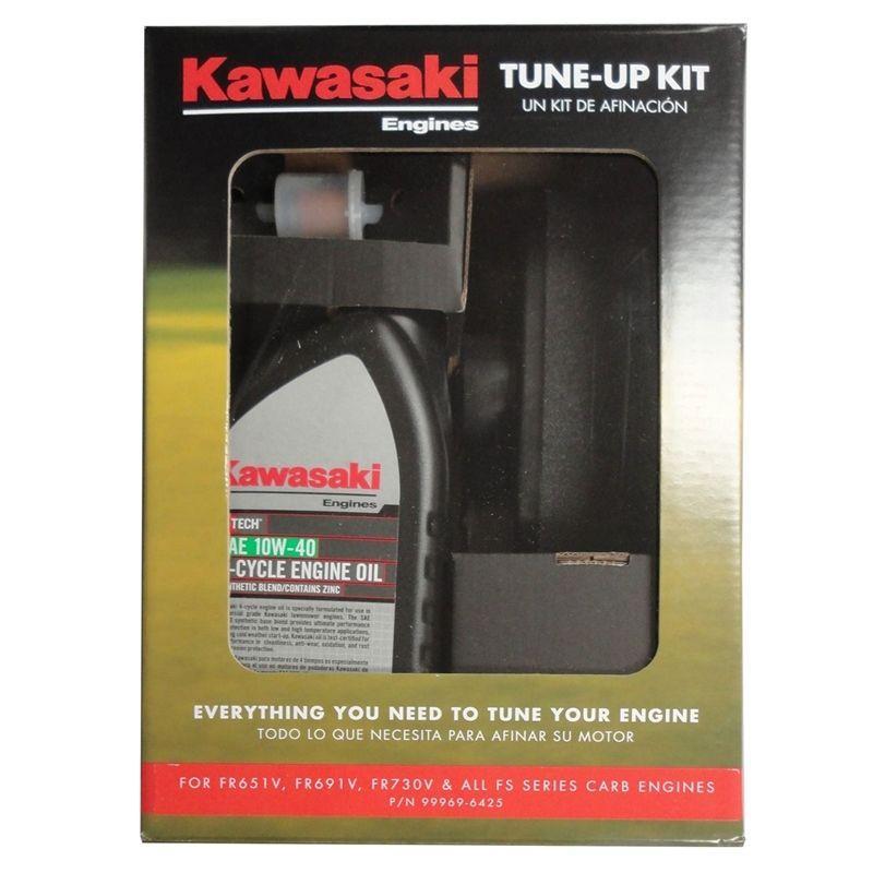Genuine Kawasaki Engine Tune Up Kit for FX751V / 801V / 850V Engines - 99969-6420 - 20W-50 Kit