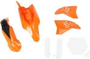 Acerbis 2013 Color Full Plastic Complete Kit For KTM 65 SX 12-14 2320853914