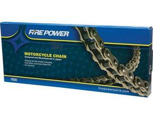 Fire Power 428FPS-132 428 Standard Chain - 132 Link - Natural
