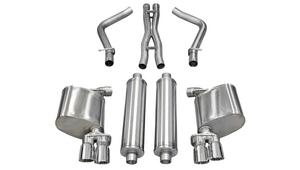 Corsa Performance 14522 Xtreme Cat-Back Exhaust System Fits 11-14 Charger