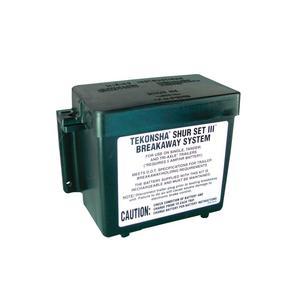 Tekonsha 2051 Breakaway Battery Case