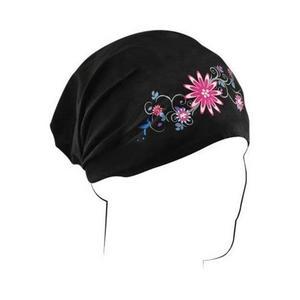 Zan Headgear Highway Honeys Womens Headwrap Flowers (Pink, OSFM)