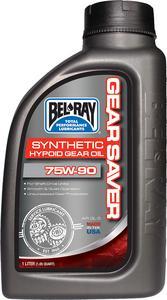 Bel-Ray 99238-B1LW Gear Saver Synthetic Hypoid Gear Oil - 75W140 - 1Liter