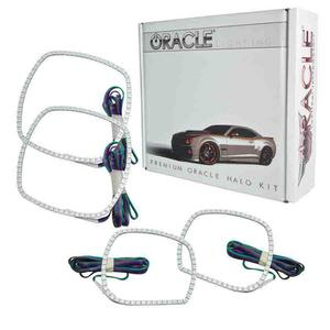 Oracle Mopar LD-Body 11-14 Multi-Color Headlight LED Light Halo Kit P/N 2234-333