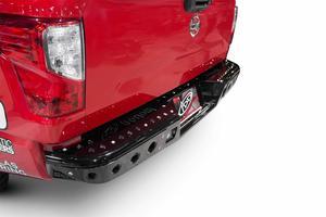 Addictive Desert Designs R912121280103 Venom Rear Bumper Fits Titan Titan XD