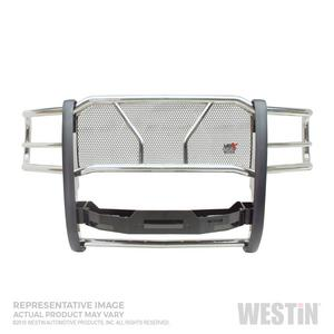 Westin 57-93950 HDX Winch Mount Grille Guard Fits 19 Silverado 1500