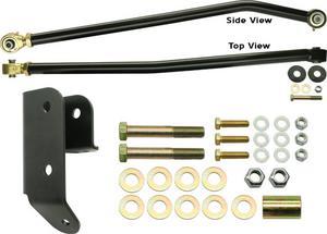 Currie CE-9123 Johnny Joint Trac Bar Fits 97-06 Wrangler (LJ) Wrangler (TJ)