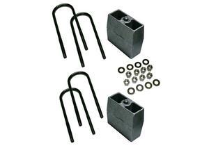 Superlift 3059 Suspension Leaf Spring Block Kit