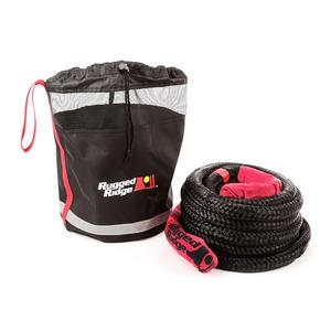 Rugged Ridge 15104.30 Kinetic Recovery Rope