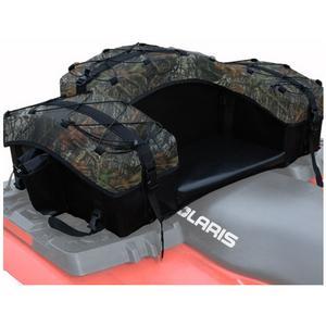 ATV TEK Arch Series Padded Bottom ATV Cargo Bag Seat Mossy Oak ASPBMOB