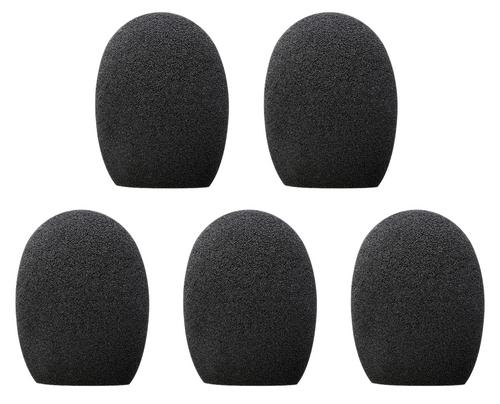 SENA 0530-6001-00 Microphone Sponges for Bluetooth Communication Systems - 5pk.
