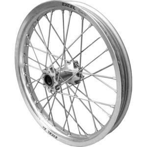 Excel 2R7OS40 Pro Series G2 Rear Wheel Set - 17 x 4.25 - Silver Rim